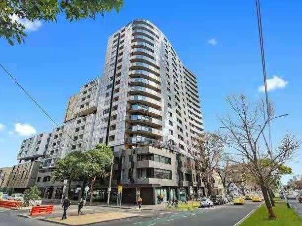 1401/33 BLACKWOOD STREET, North Melbourne VIC 3051, Image 0