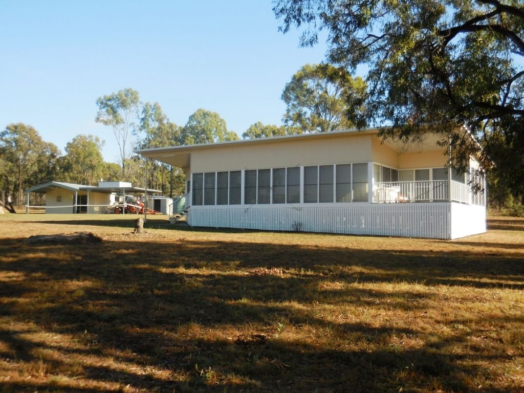 Lot 15 Chinchilla Wondai Road, Ballogie QLD 4610, Image 1