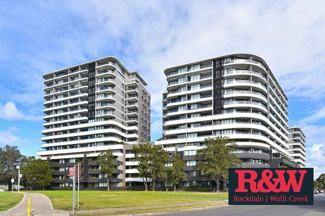 Picture of C1402/26 Levey Street, WOLLI CREEK NSW 2205