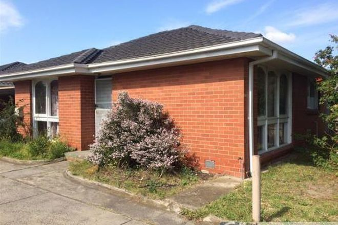 Picture of 3/59 Hammond Road, DANDENONG VIC 3175