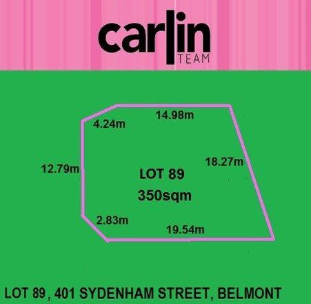 401 (Lot 89) Sydenham Street, Belmont WA 6104, Image 0