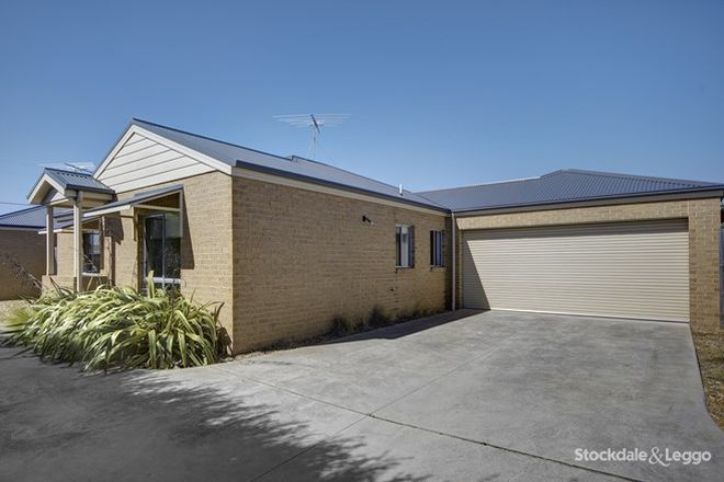 Picture of 2/166 Grove Road, GROVEDALE VIC 3216