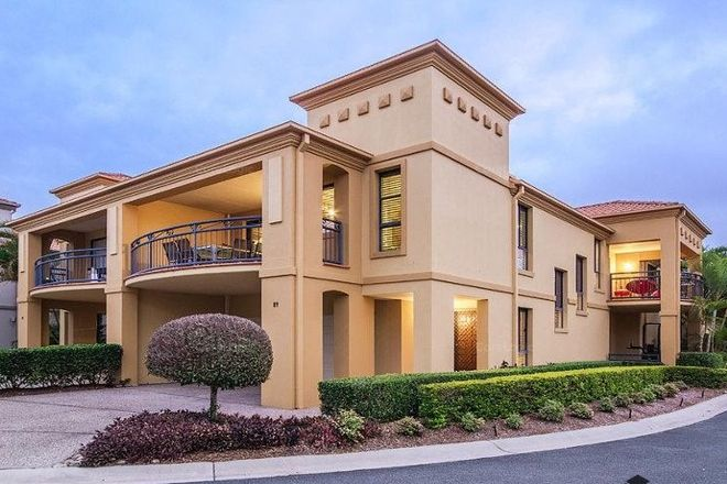Picture of 89/117 Palm Meadows Drive, CARRARA QLD 4211