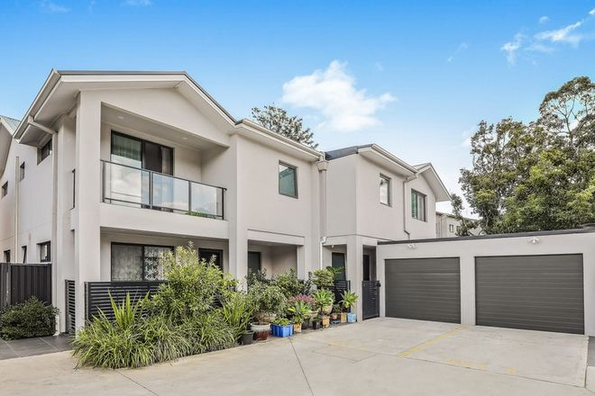 Picture of 4/29-31 Gaza Road, WEST RYDE NSW 2114