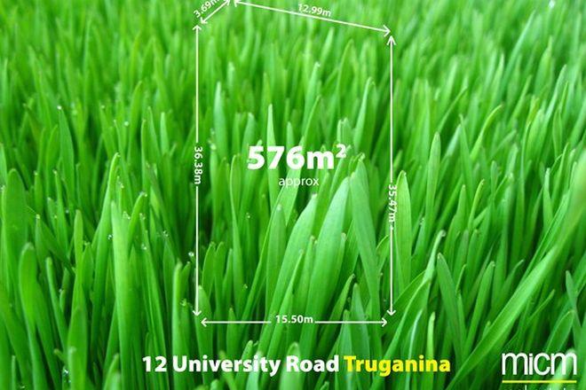 Picture of 12 University Road, TRUGANINA VIC 3029