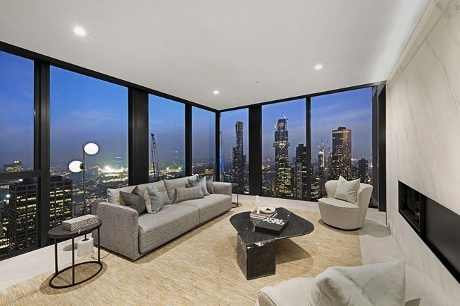 Picture of Sub Penthouse/466 Collins Street, MELBOURNE VIC 3000