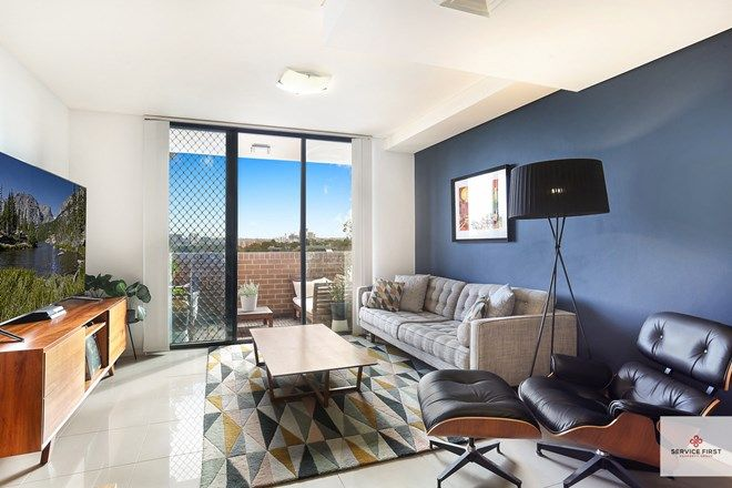 Picture of D405/27-29 George Street, NORTH STRATHFIELD NSW 2137