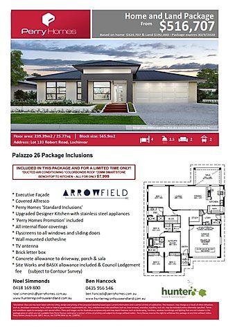 Lot 133 Robert Road, Lochinvar NSW 2321, Image 1