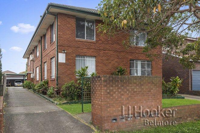 Picture of 11/19 Etela Street, BELMORE NSW 2192