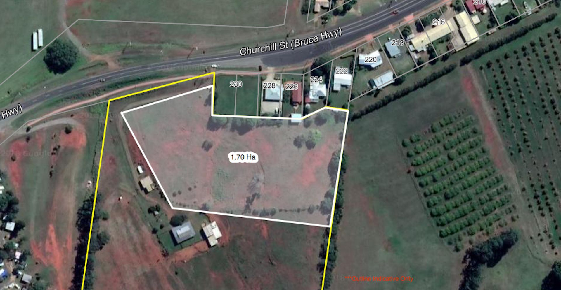 Lot 1/28941 Bruce Highway, Childers QLD 4660, Image 0