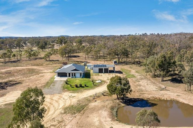 Picture of 281 Montrose Lane, GREYMARE QLD 4370