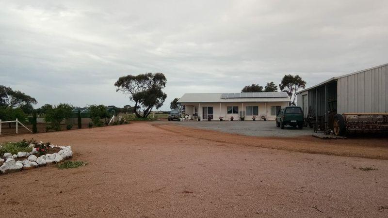 114 Burrawing Creek Road, Lipson SA 5607, Image 1