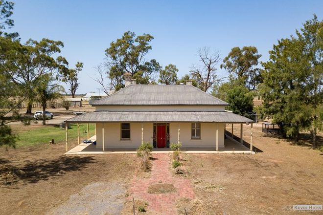 Picture of 4340 Midland Highway, GIRGARRE EAST VIC 3616