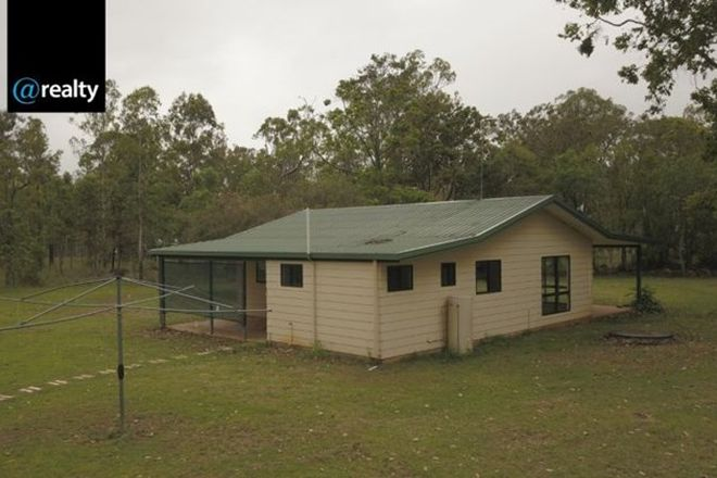 Picture of 513 Millstream Parade, MILLSTREAM QLD 4888