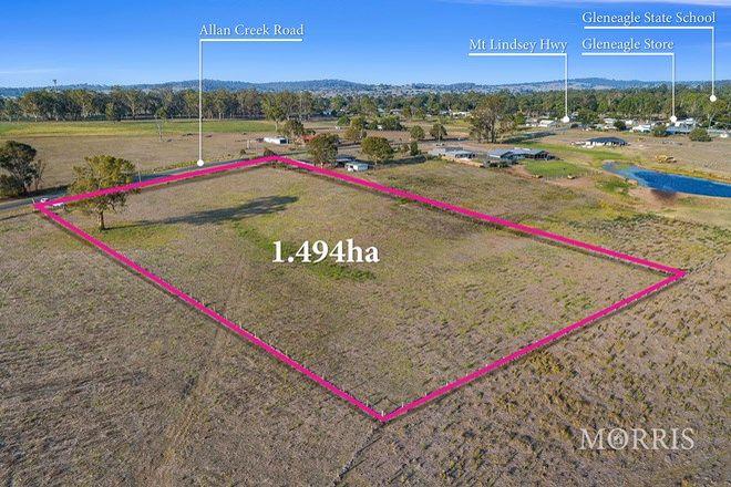 Picture of Lot 2 Allan Creek Road, GLENEAGLE QLD 4285