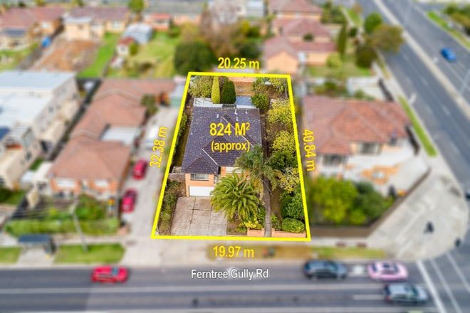 Picture of 66 Ferntree Gully Road, OAKLEIGH EAST VIC 3166