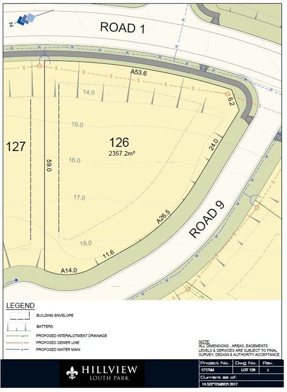 Lot 126 Hillview, Louth Park NSW 2320, Image 1