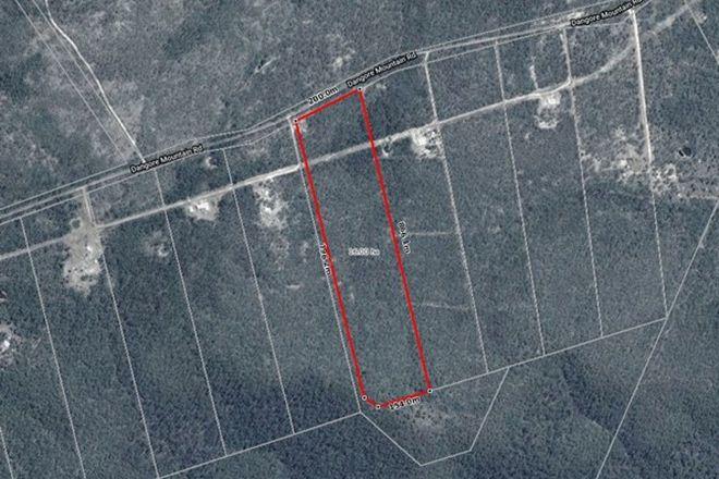 Picture of 553 Dangore Mountain Road, DANGORE QLD 4610