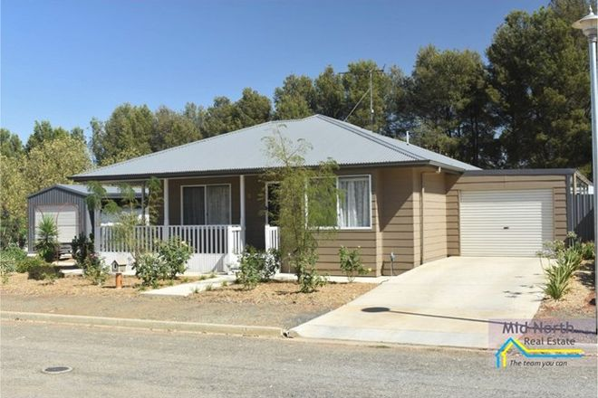 Picture of 5 Simpson Court, SADDLEWORTH SA 5413