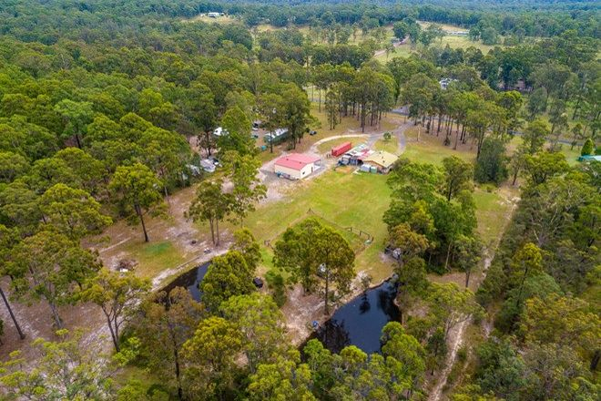 Picture of 51 Forest Glen Road, LIMEBURNERS CREEK NSW 2324