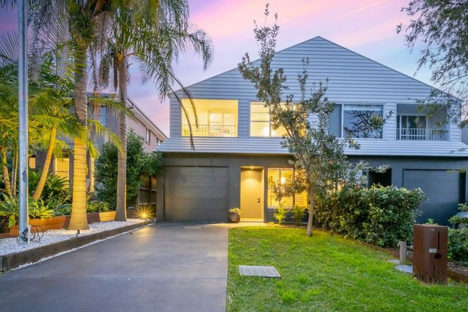 Picture of 11B Arcadia Avenue, WOOLOOWARE NSW 2230