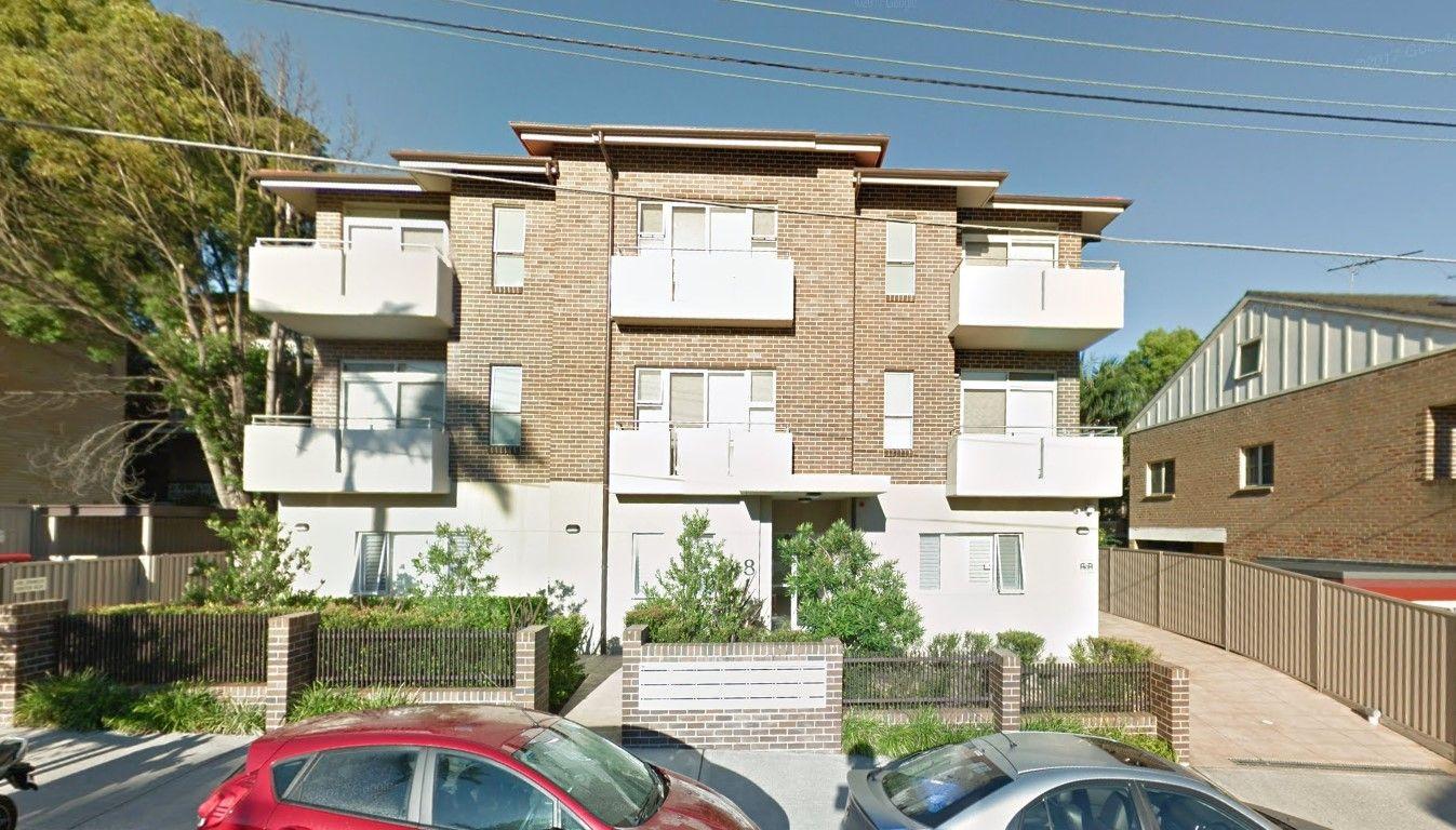 6/8 Pembroke Street, Ashfield NSW 2131, Image 0