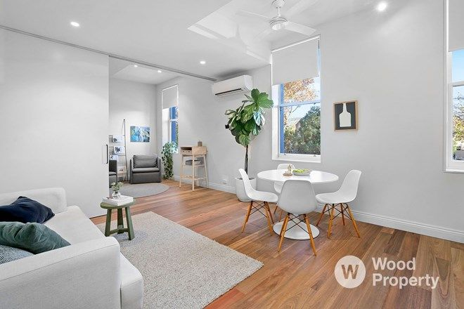 Picture of Townhouse 4/32-36 St Georges Road, FITZROY NORTH VIC 3068