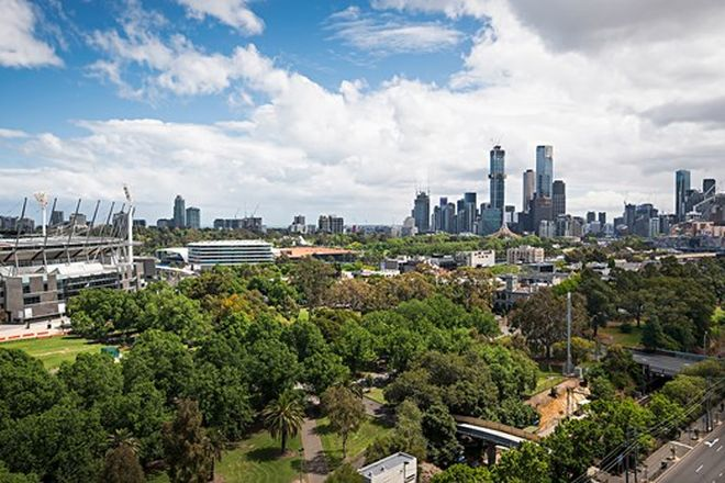 Picture of 1002/166 Wellington Parade, EAST MELBOURNE VIC 3002