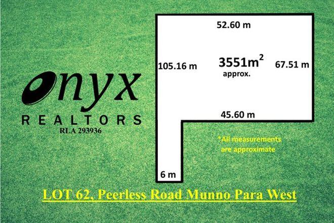 Picture of Lot 62/111 Peeerless Road, MUNNO PARA WEST SA 5115