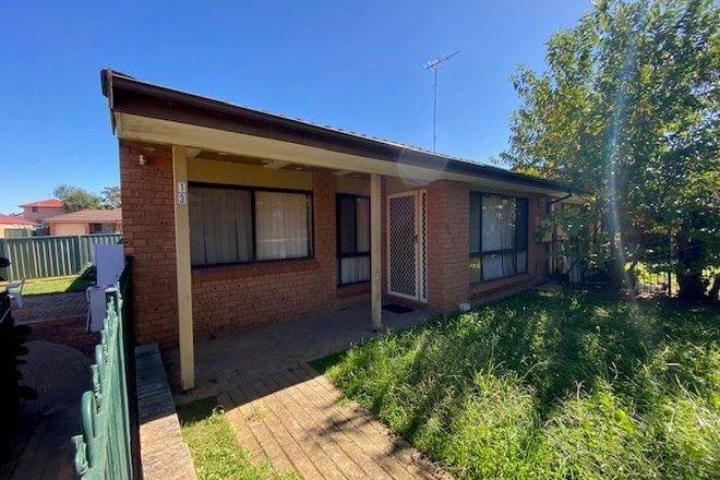 Picture of 13/38 Meacher Street, MOUNT DRUITT NSW 2770