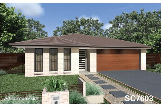 Picture of Lot 2 Cnr Glasgow & Waverley Street, NORTH TOOWOOMBA QLD 4350