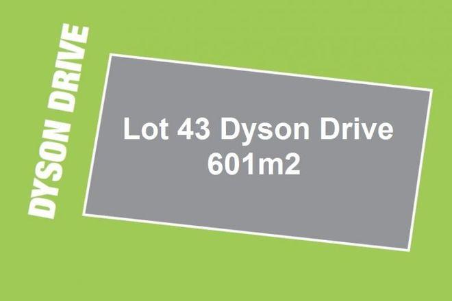 Lot 43 Dyson Drive, ALFREDTON VIC 3350