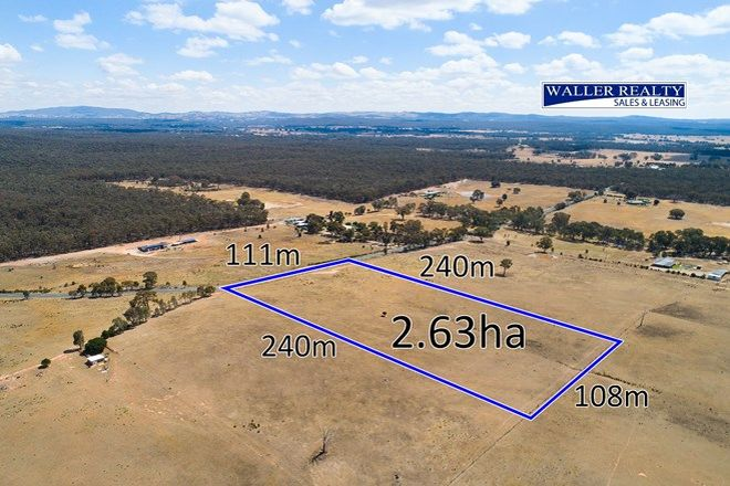 Picture of Lot 15 Patons Road, AXE CREEK VIC 3551