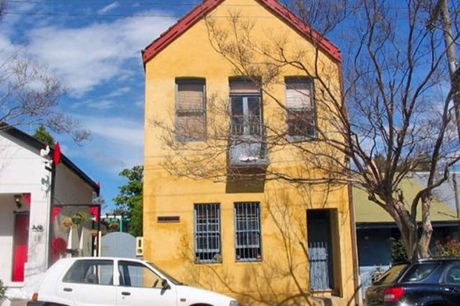 Picture of 2/12 Carlisle Street, LEICHHARDT NSW 2040