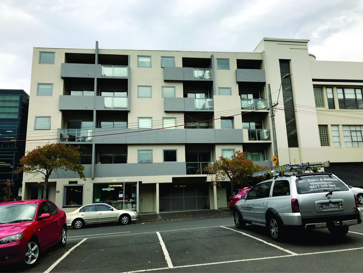 19/48-50 Rosslyn Street, West Melbourne VIC 3003, Image 0