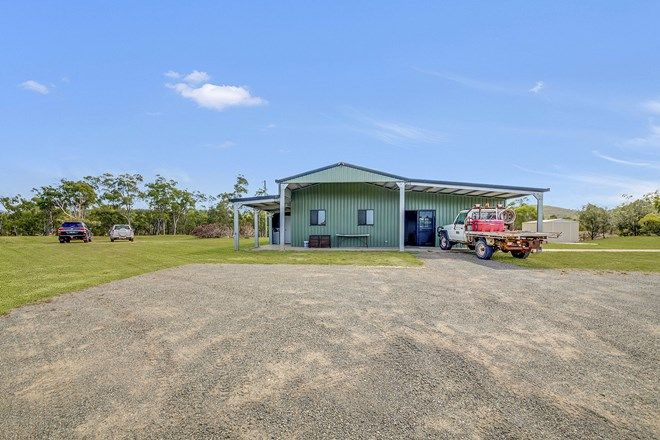Picture of 282 Mount Chalmers Road, MOUNT CHALMERS QLD 4702
