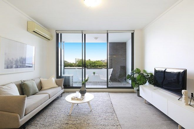 Picture of D204/35 Arncliffe Street, WOLLI CREEK NSW 2205