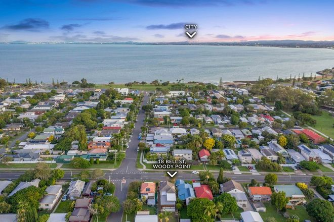 Picture of 18 Bell Street, WOODY POINT QLD 4019