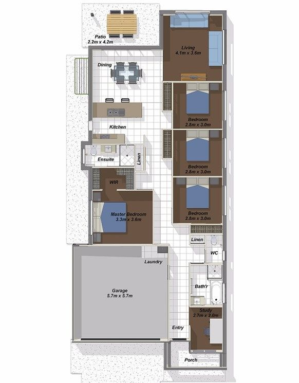 Lot 36 Camelot Estate, Coomera QLD 4209, Image 1