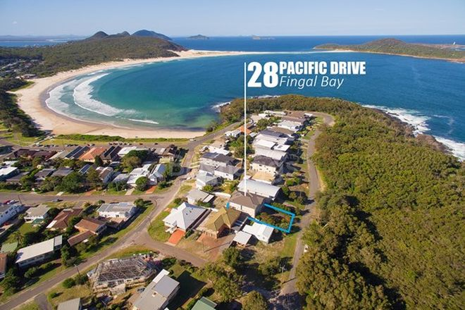 Picture of 28 Pacific Drive, FINGAL BAY NSW 2315