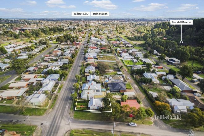 Picture of 225A Humffray Street North, BALLARAT EAST VIC 3350