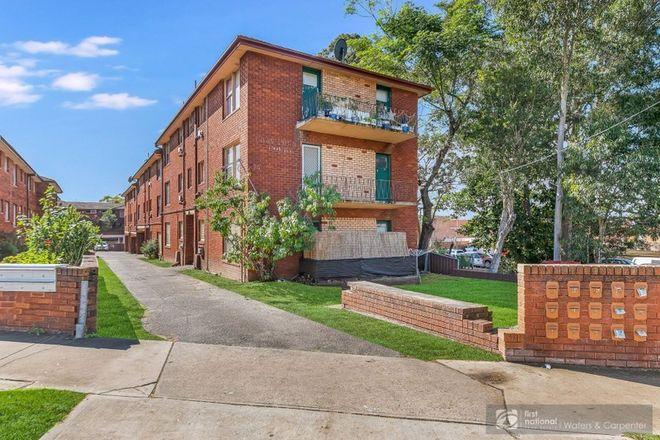 Picture of 1-15/14 Crawford Street, BERALA NSW 2141