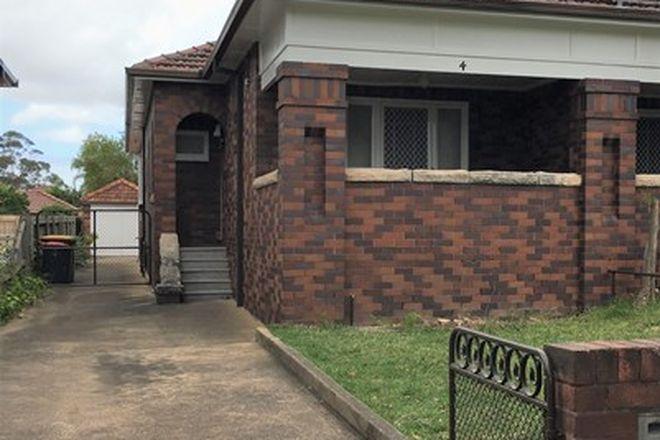 Picture of 4 Collingwood Avenue, EARLWOOD NSW 2206