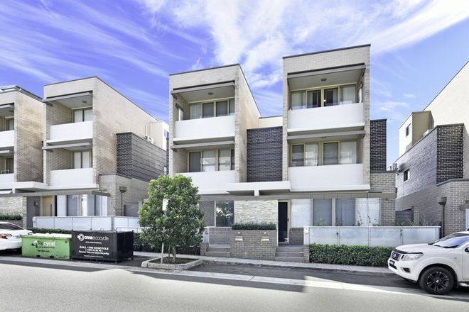Picture of 18/81-86 Courallie Avenue, HOMEBUSH WEST NSW 2140