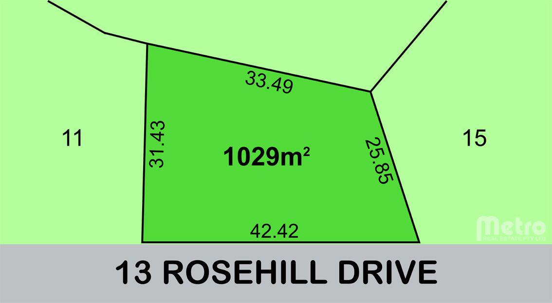 13 Rosehill Drive, Bacchus Marsh VIC 3340, Image 1
