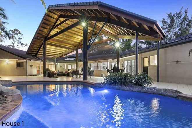 Picture of 44 Lanes Road, WONGAWALLAN QLD 4210
