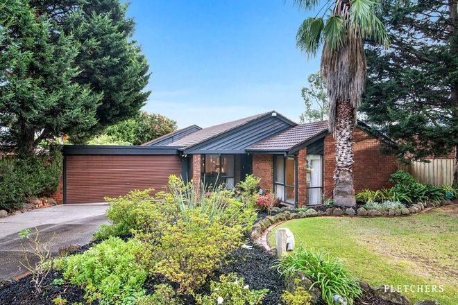 Picture of 9 Kavanagh Court, ROWVILLE VIC 3178