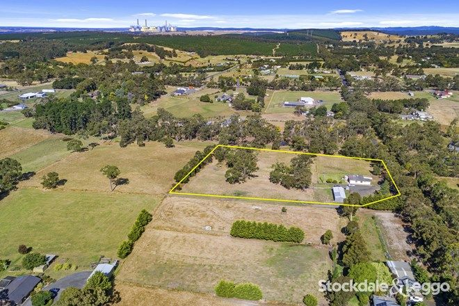 Picture of 425 Church Road, HAZELWOOD NORTH VIC 3840