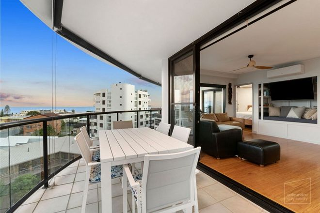 Picture of 11/10-14 Saltair Street, KINGS BEACH QLD 4551