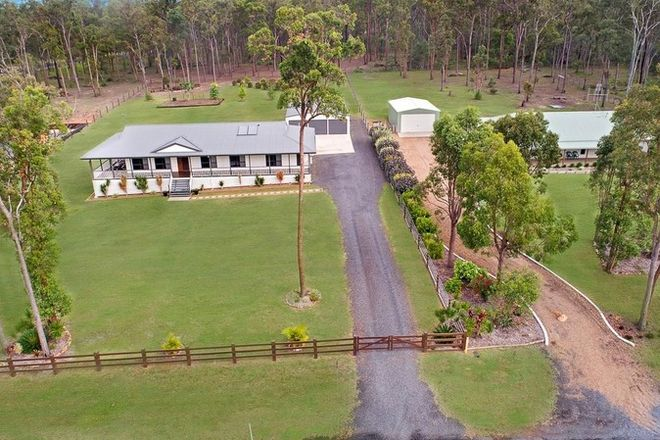 Picture of 141 PARK AVENUE, NORTH ISIS QLD 4660